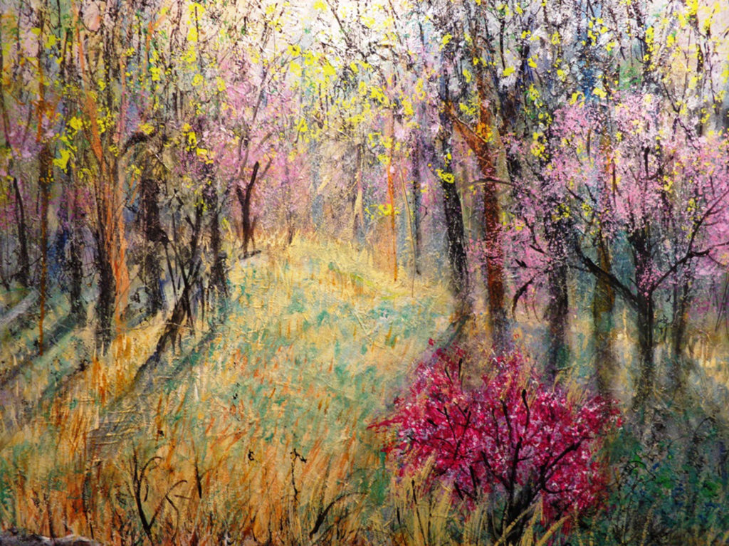 Early Spring by Karen Julihn (Jan-June 2017, CBTC)