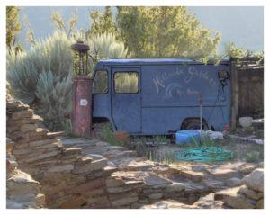 Hillside Garden Hen House, Photography by Taylor Cullar - Size 11in x 14in (November 2016)