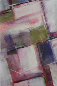 Vacillating Dream, Acrylic by Barbara Taylor Hall (September 2012)