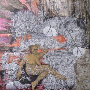 Illuminata and Darkness, Mixed Media by Patricia Smith (November 2012)