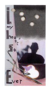 So Ever, Mixed Media Collage by Teresa Blatt (November 2012)