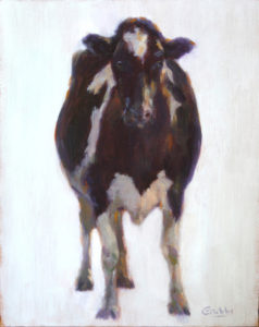 Here's Looking at You, Oil by Sharon Grubbs (December 2012)