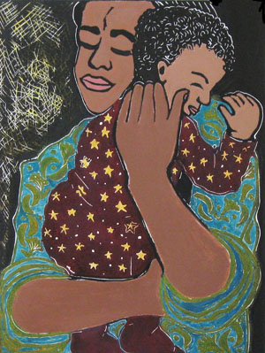 Work by Linda Rose Larochelle (MG: May 2012)
