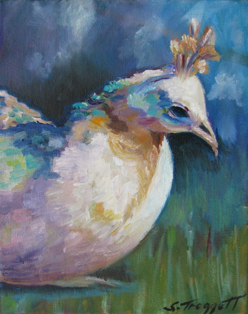 Work by Sandra Treggett (MG: August 2012)