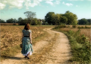 The Path Home, Photography by Fritzi Newton, 5in x 7in, $135 (February 2018)