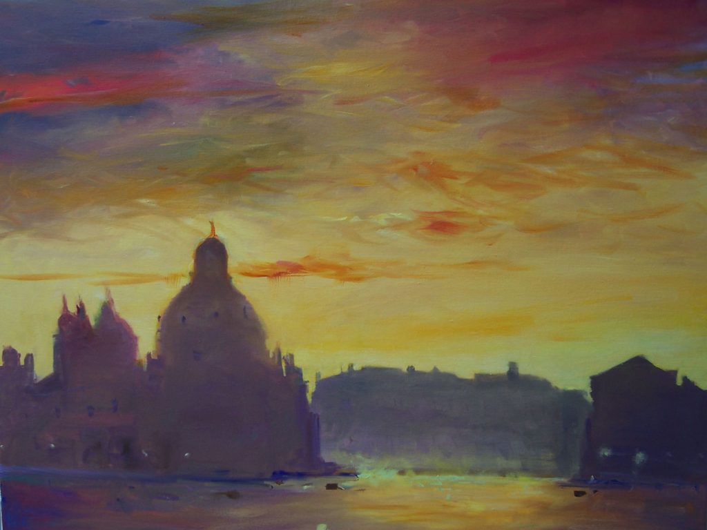 Venice by Barbara Byrd (CBTC: Jan.-June, 2018)