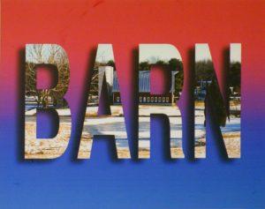 Barn, Digital Photography by John Kaldahl, 7.5x9.5 (February 2013)