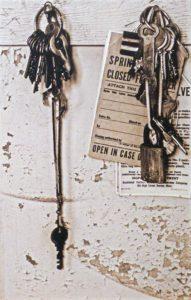 Keys, Photo by Norma Woodward, 11.5x7.5 (February 2013)