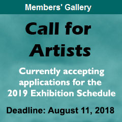 Call for Artists: Members' Gallery