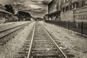 Train Station Orange VA by Matthew DeZee (CBTC June-Sept 2018)