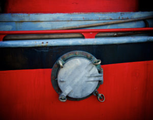 Tugboat Porthole by Lee Cochrane (CBTC: February 2019)