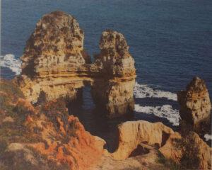 Cabo da Roca, Portugal, Metallic Archival Photo by Deborah Herndon, 16in x 20in, $175 (November 2019)