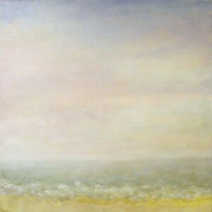 Red Skies in the Morning, Oil on Canvas by Elizabeth B Shumate (Dec. 2013-Jan. 2014)