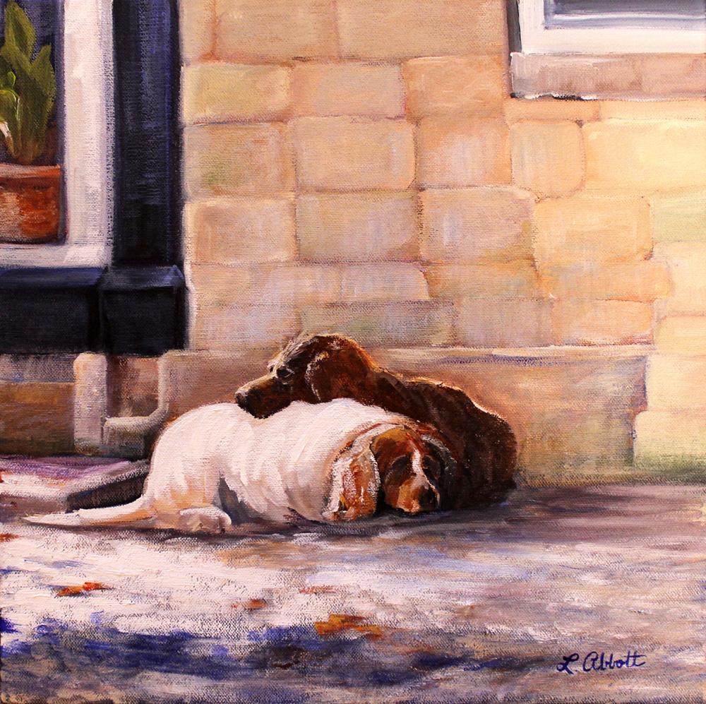 I've Got Your Back by Lynn Abbot (MG: July 2014)