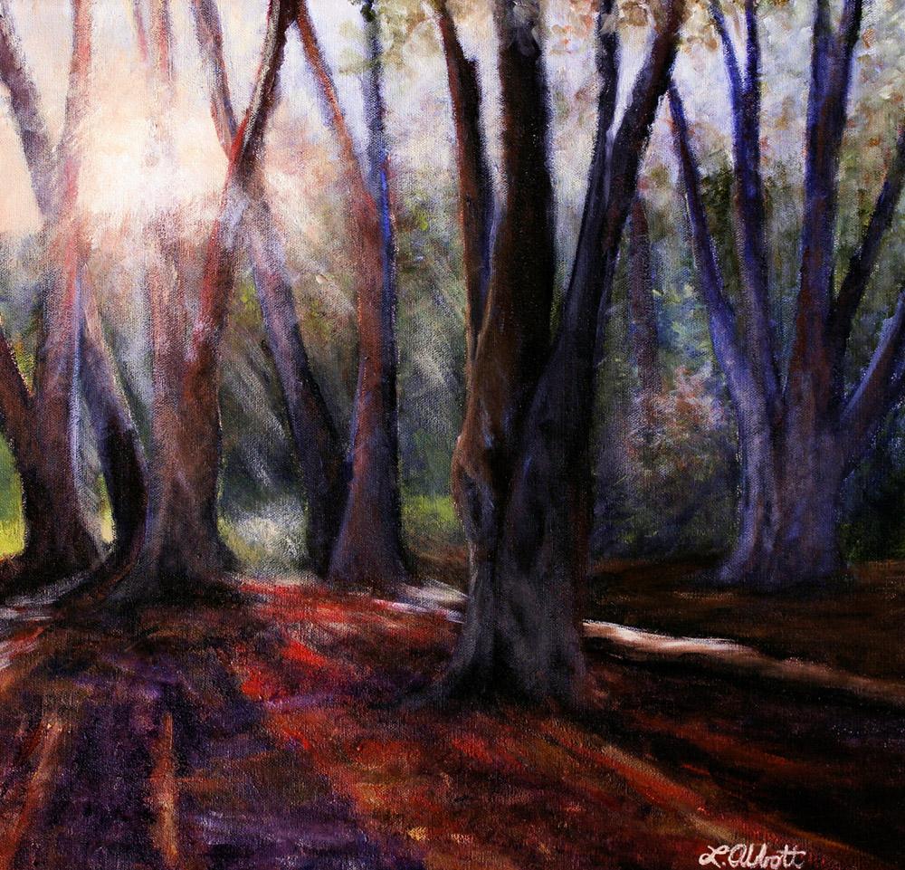 Light Overcomes Darkness by Lynn Abbot (MG: July 2014)