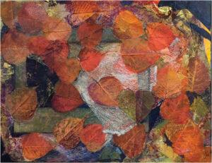 Open Window, Mixed Media by Sally Rhone-Kubarek, 20in x 26in, $400 (November 2019)