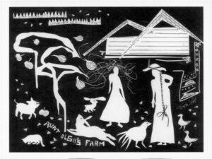 Aunt Olga's Farm by Teresa Blatt (November 2013)