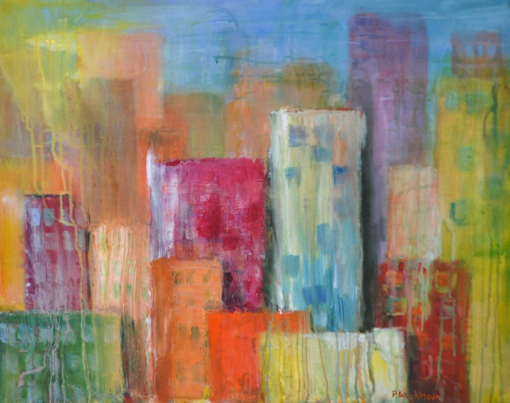 Urban Confusion by Peggy Wickham (MG: January 2016)