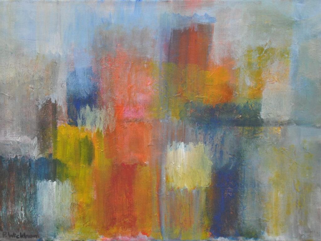 Urban Fog by Peggy Wickham (MG: January 2016)