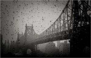59th Street Bridge, Metallic Print by Virginia Rutter (February 2016)