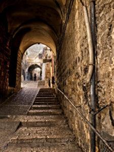 Old Jerusalem, Photograph by Matthew DeZee, 24in x 18in, $195 (February 2020)