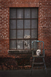 Head of the Board, Digital Photograph on Metal by Rebecca Carpenter, 18in x 12in, $175 (March 2020)