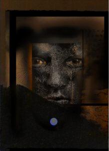 Lament, Original Digital Print by Robert Hunter, 11in x 8in, $250 (March 2020)